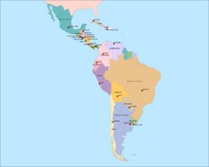 kaart Zuid_Amerika